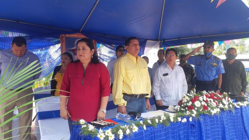 Nicaragua defiende su soberanía con los ideales de Sandino y Zeledón Managua. Radio La Primerísima