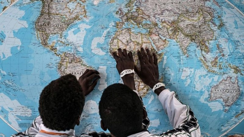 Mitos sobre la migración mundial Ginebra, Suiza. Por Sergio Ferrari, desde la ONU, Radio La Primerísima