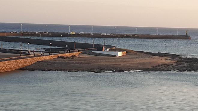 Rescatan la quinta patera cuyos ocupantes han llegado a Lanzarote en 24 horas Lanzarote. Agencias