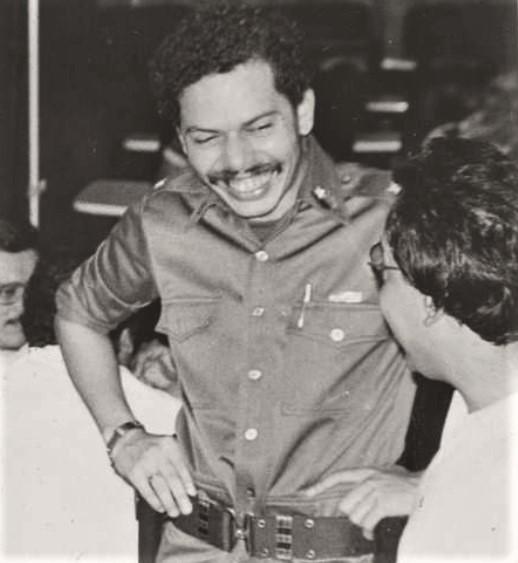 Las heroicas jornadas de octubre de 1977 Por Carlos Núñez Téllez, Comandante de la Revolución fallecido el 2 de octubre de 1990