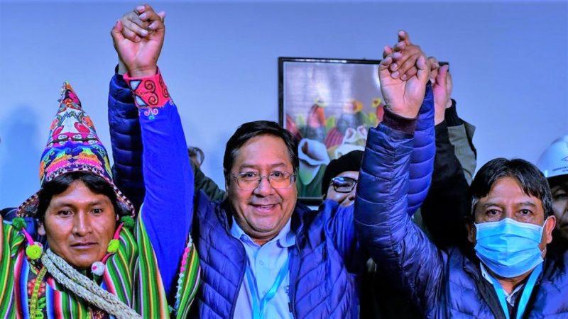 Luis Arce, el artífice del milagro económico de Bolivia Por Gustavo Veiga, diario Página/12 - Argentina