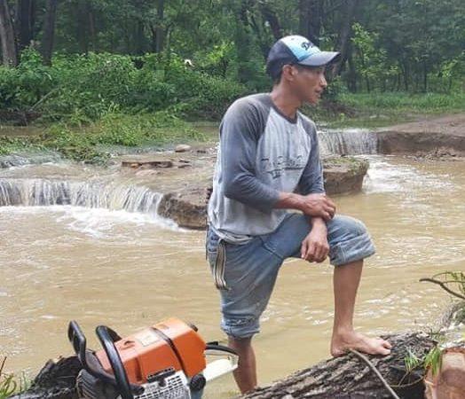 Vigilan desborde de río en Nueva Segovia Managua. Radio La Primerísima