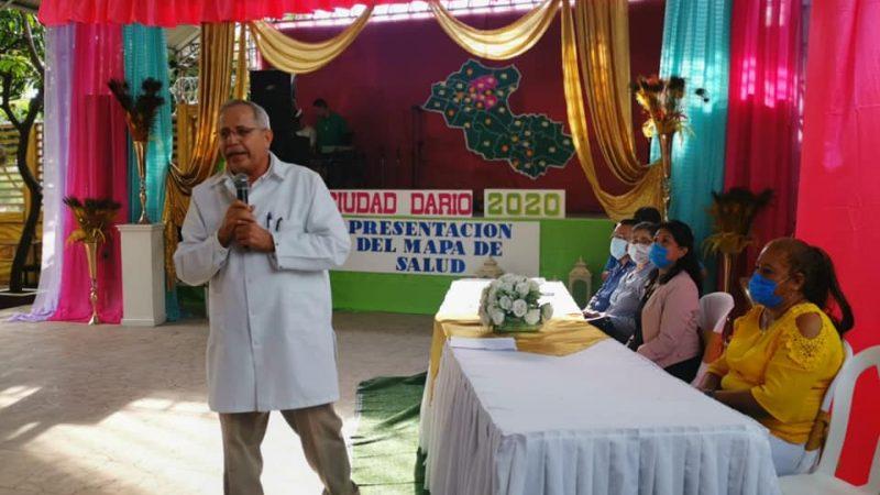 Presentan Mapa de la Salud en Río Blanco Matagalpa Managua. Radio La Primerísima
