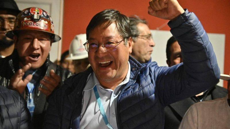 El pueblo a punto de recuperar el Gobierno en Bolivia La Paz. Agencias.