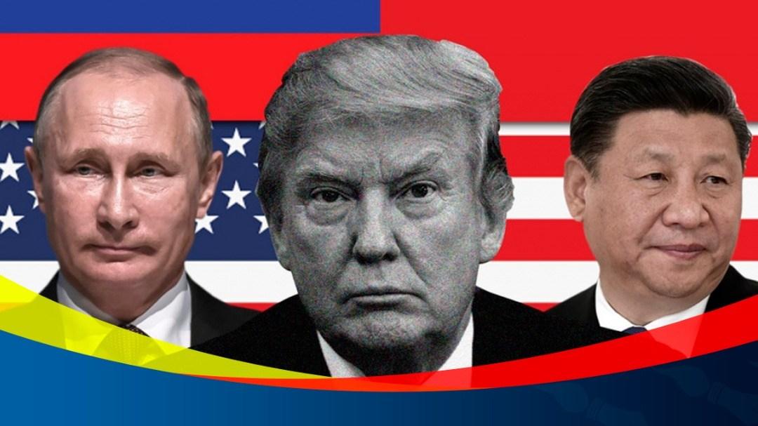 Histeria en EEUU y sus satélites por avance geopolítico de Rusia y China Por Vicky Peláez, Sputnik, Rusia