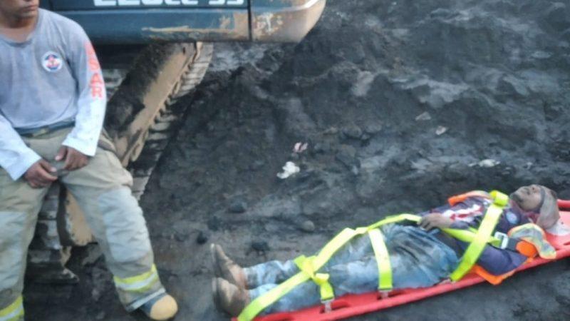 Fallece un obrero cavando una zanja Managua. Por Jerson Dumas, Radio La Primerísima