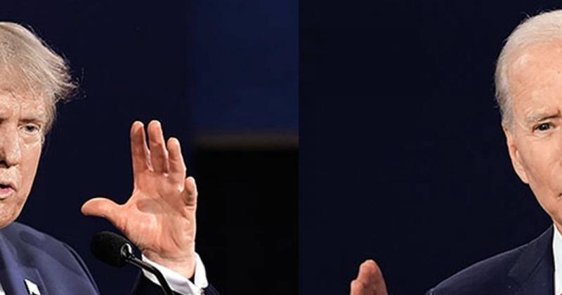 Trump y Biden, dos trogloditas del imperio