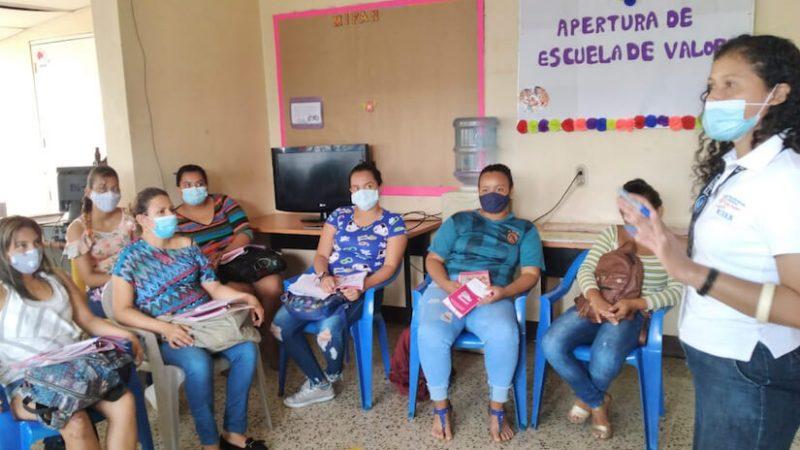 Gobierno promueve la convivencia familiar Managua. Radio La Primerísima