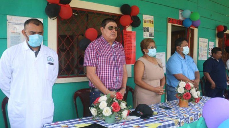 Gobierno sandinista invierte más de C$ 400 mil en mejoramiento de puesto de salud en comunidad de Siuna Managua. Radio La Primerísima.