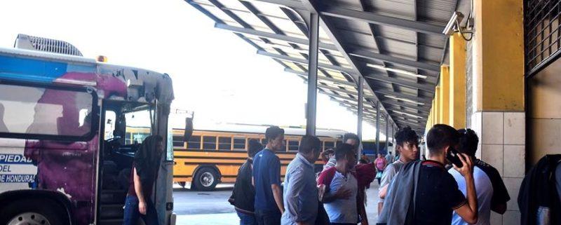 México deporta a 183 hondureños indocumentados Ciudad de México. Agencias