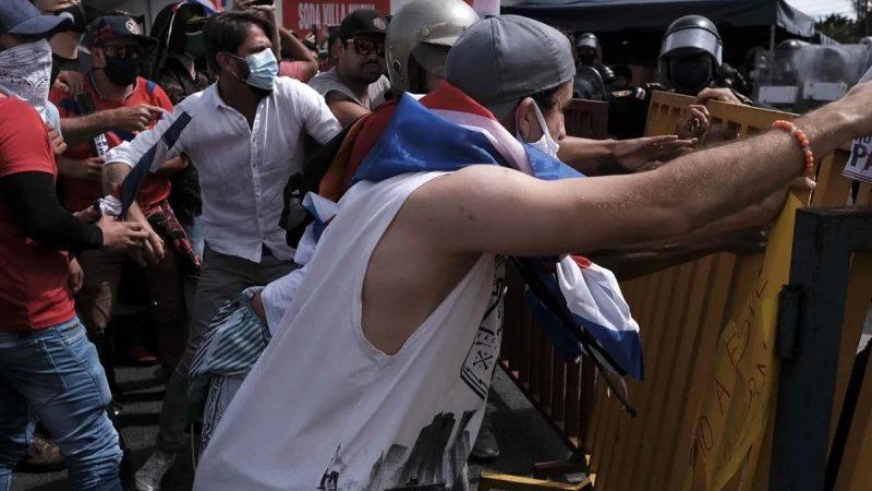 Costa Rica-FMI ¿el zapato en el cuello? Por Javier Suazo, agencia ALAI - Ecuador