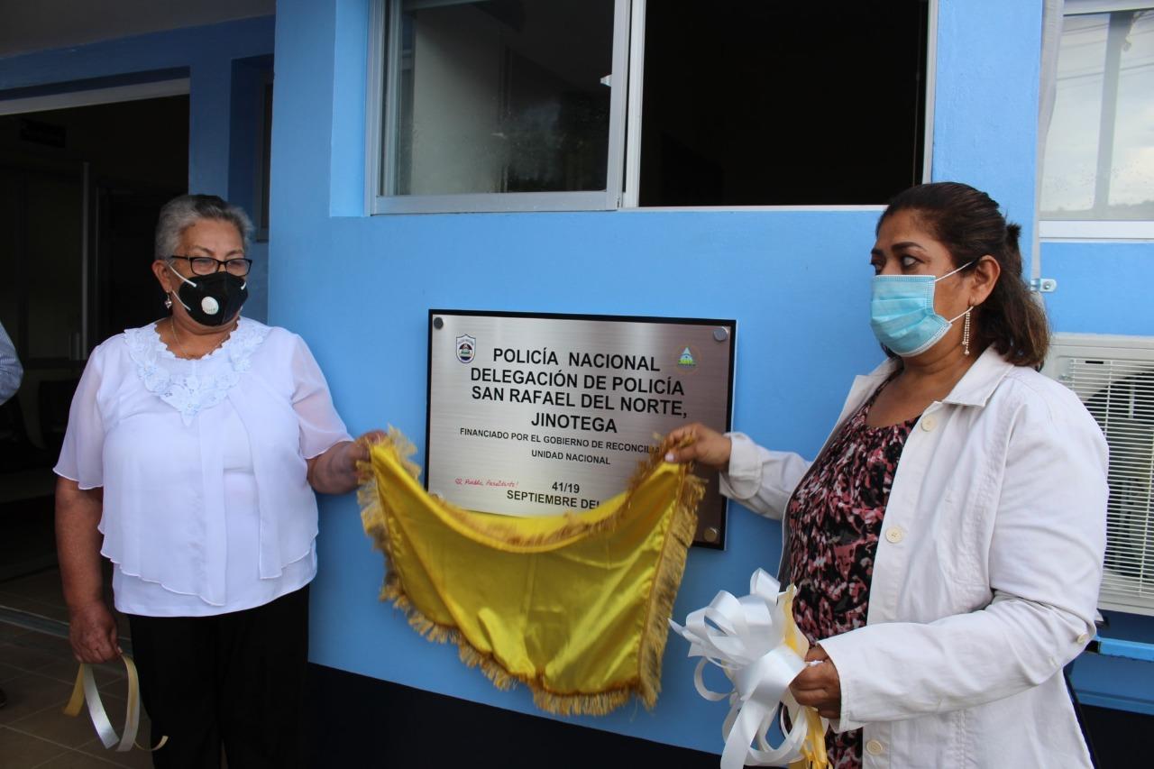Incrementan seguridad en San Rafael del Norte Managua. Por Jerson Dumas/Radio La Primerísima