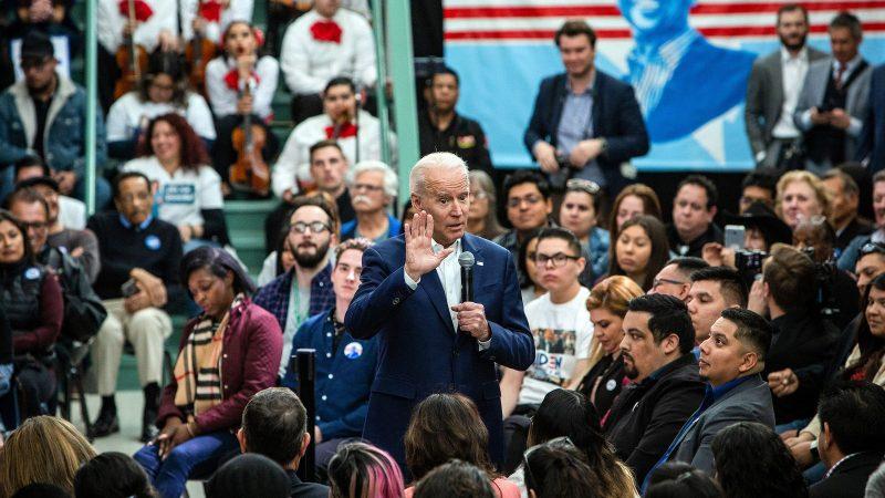 Crece la confianza de los latinos en Biden, mientras que en Trump sigue estancada Miami. Agencias.
