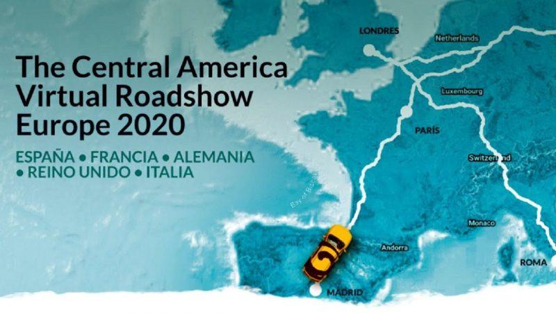 Centroamérica reabre sus fronteras y presenta su oferta ante Europa Managua. Agencias.