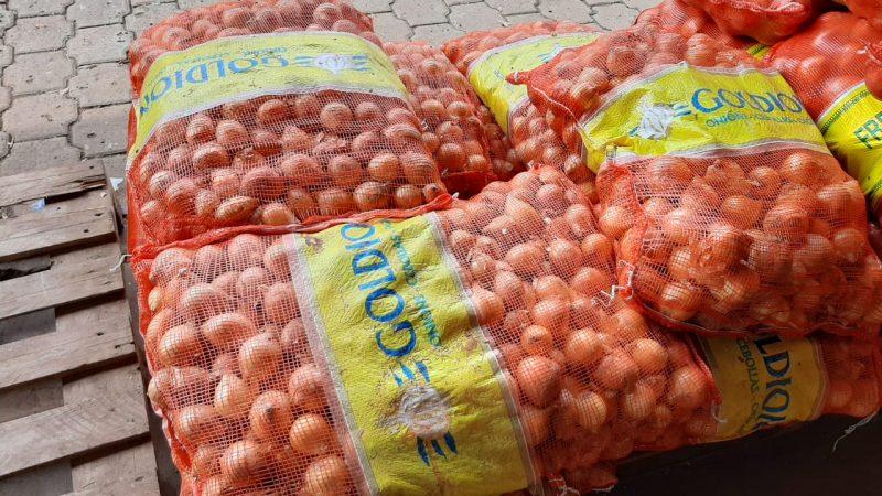 Abastecen mercados con cebolla importada Managua. Por Jaime Mejía/Radio La Primerísima