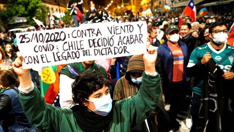 Chile, de un octubre a otro Por Luis Thielemann Hernández (*) | Jacobín América Latina, Argentina