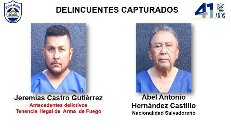 Capturan a nica y salvadoreño con 9 kilos de cocaína en Río San Juan Managua. Por Jerson Dumas/Radio La Primerísima