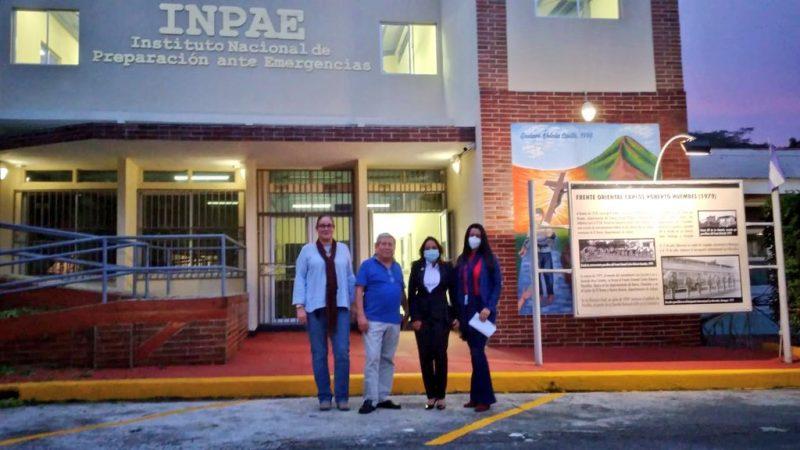 Nicaragua inaugura Instituto Nacional de Preparación ante Emergencias Managua. Radio La Primerísima