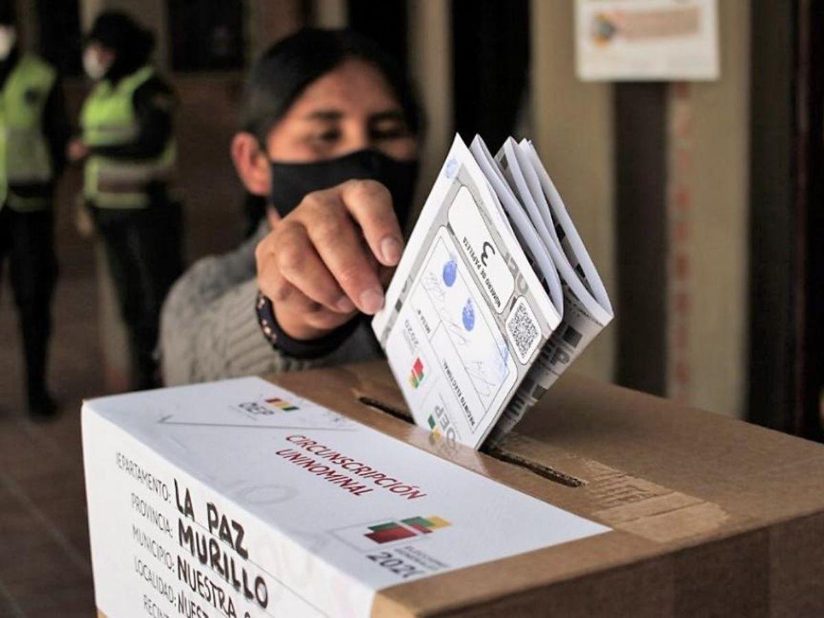 Critican doble moral de OEA respecto a elecciones en Bolivia La Paz. Prensa Latina.