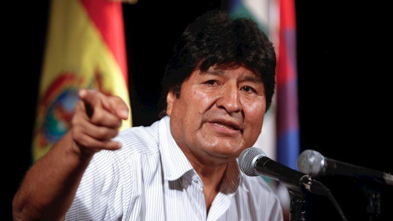 Bolivia derrotó al imperialismo Caracas. Prensa Latina.
