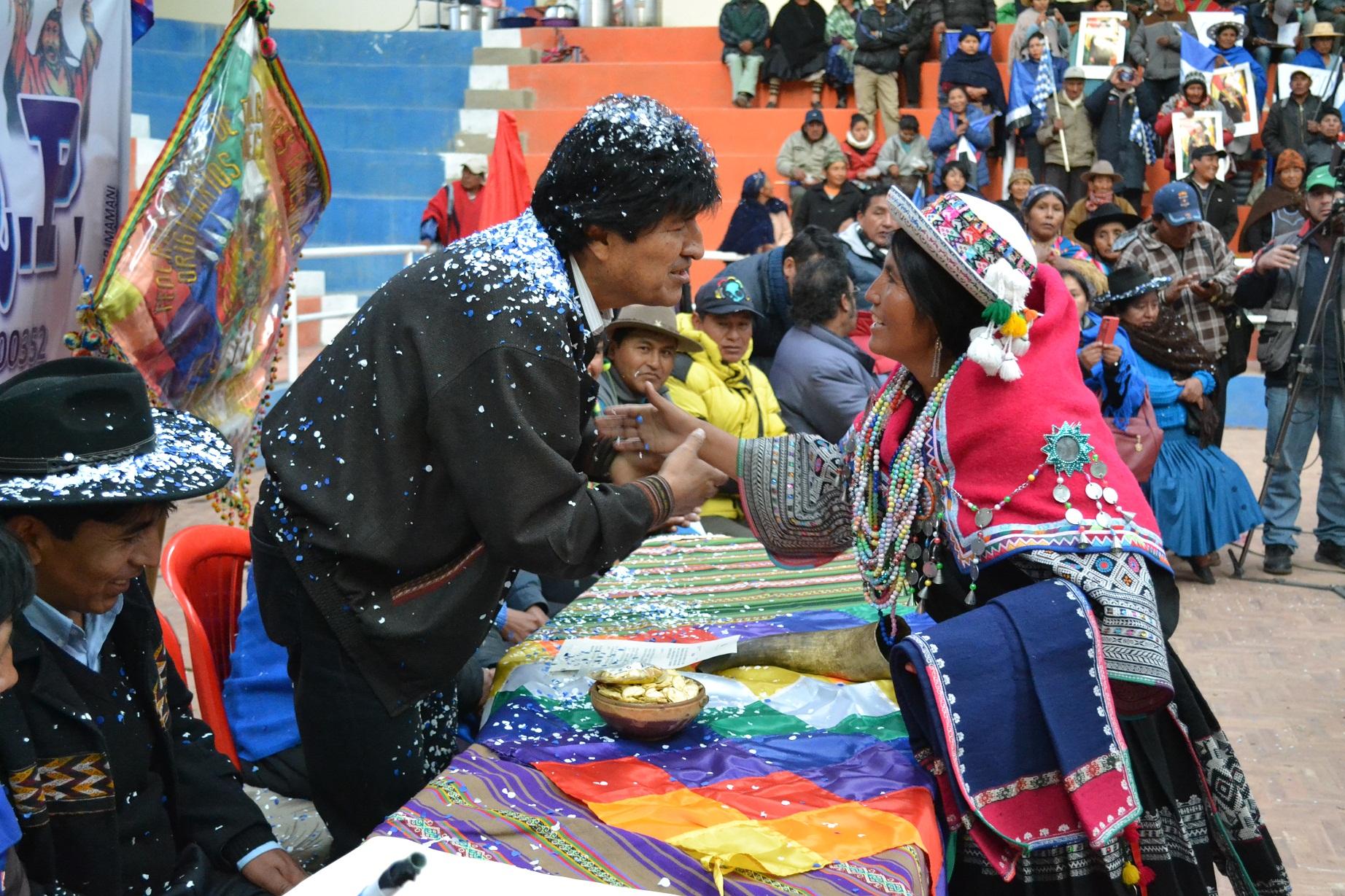 En el Trópico de Cochabamba esperan el regreso de Evo Morales Por Sebastián Ochoa | Sputnik, Rusia