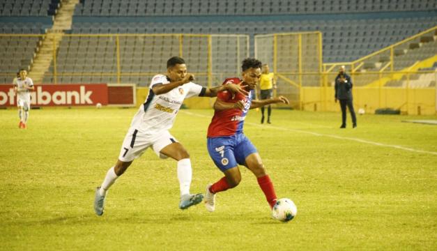 Leones Azules se clasifican a los octavos de final de la Liga CONCACAF Managua. Por Jaime Mejía/Radio La Primerísima