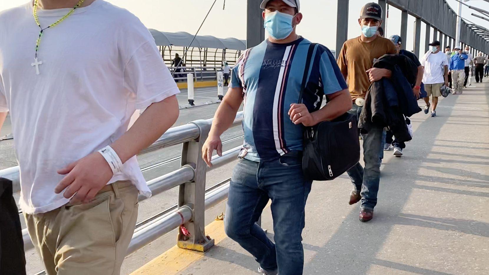 Con la excusa del coronavirus, 200 mil inmigrantes han sido expulsados por el gobierno de Trump El Paso. Agencias.