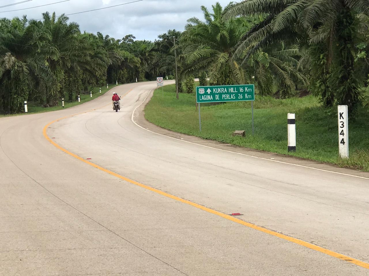 La red de carreteras pavimentadas se ha duplicado con el Gobierno Sandinista Managua. Por Douglas Midence/Radio La Primerísima