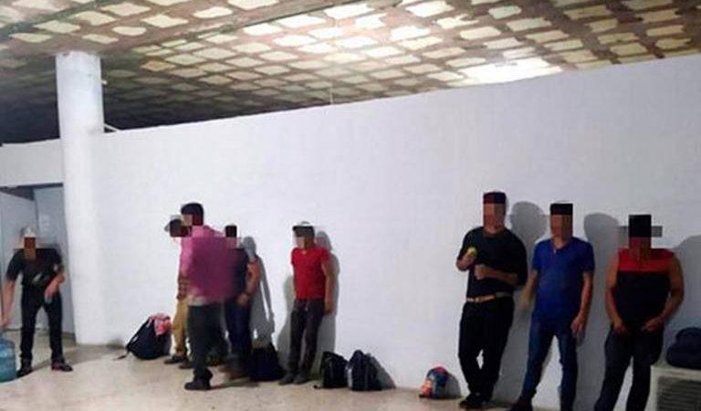 Rescatan a migrantes de Guatemala, Honduras y El Salvador México. Agencias.