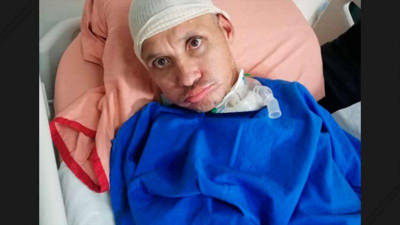 Buscan a familiares de nica ingresado a un hospital de Costa Rica San José. TELETICA