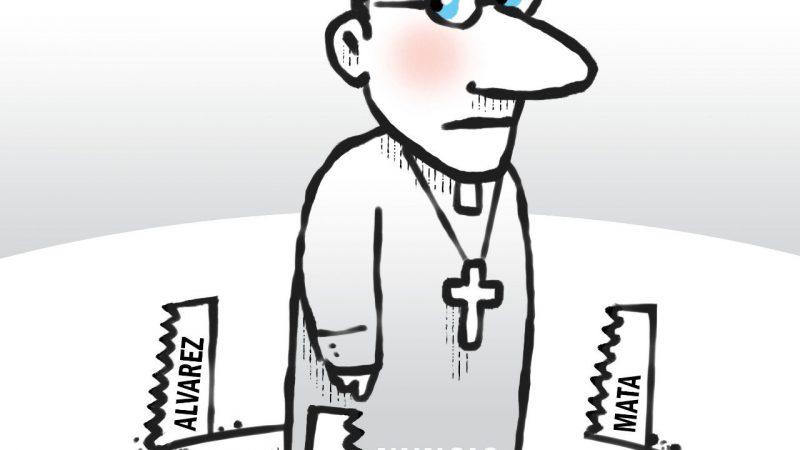 Lázaro, Arcángel Miguel y Zaqueo, los alias de los obispos agentes de la CÍA Por Andreu Mateus Brenes (Italia) / El Dedo en la Llaga