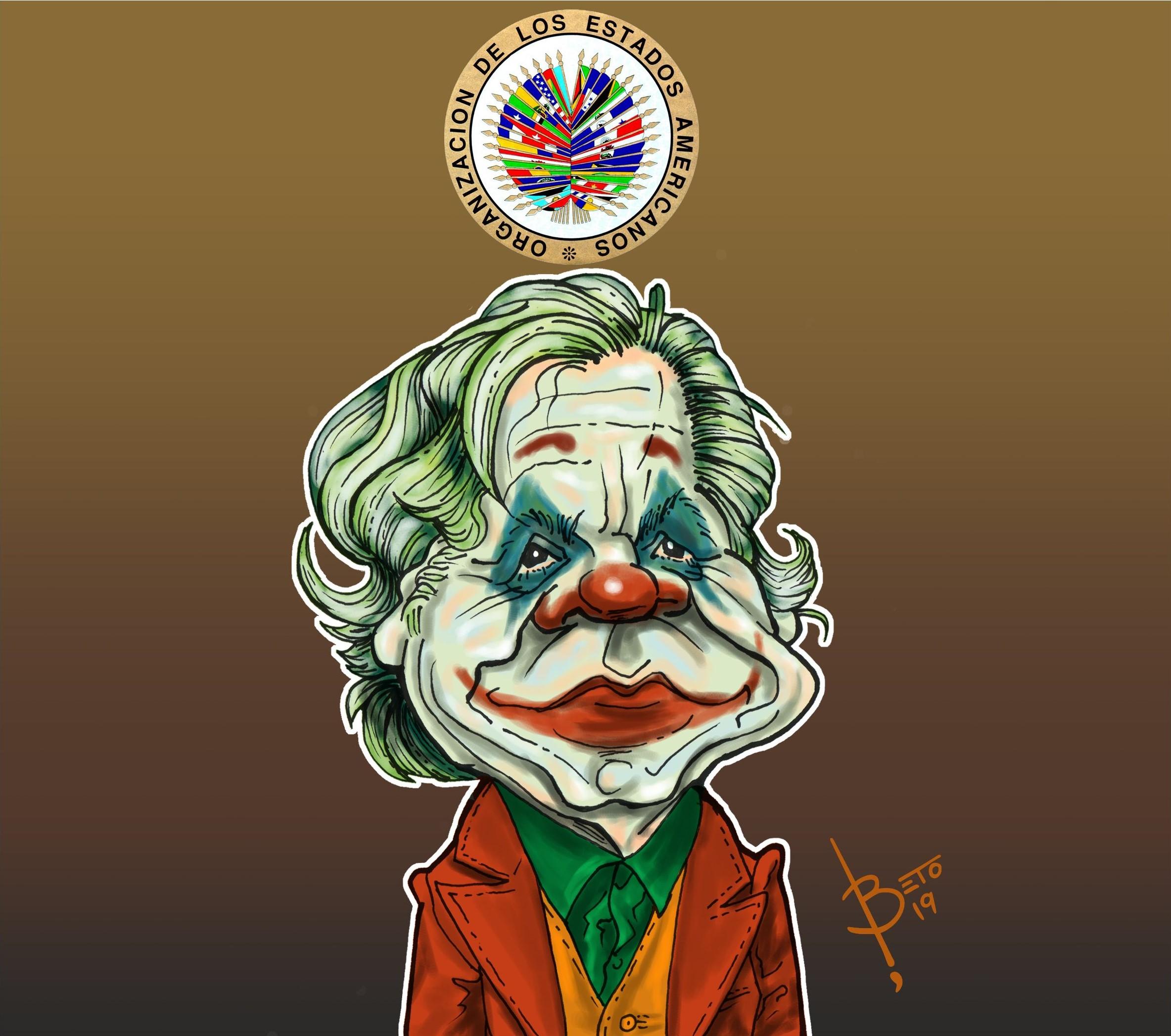 OEA, ala diplomática de la contrarrevolución Por Fabrizio Casari, altrenotizie.org