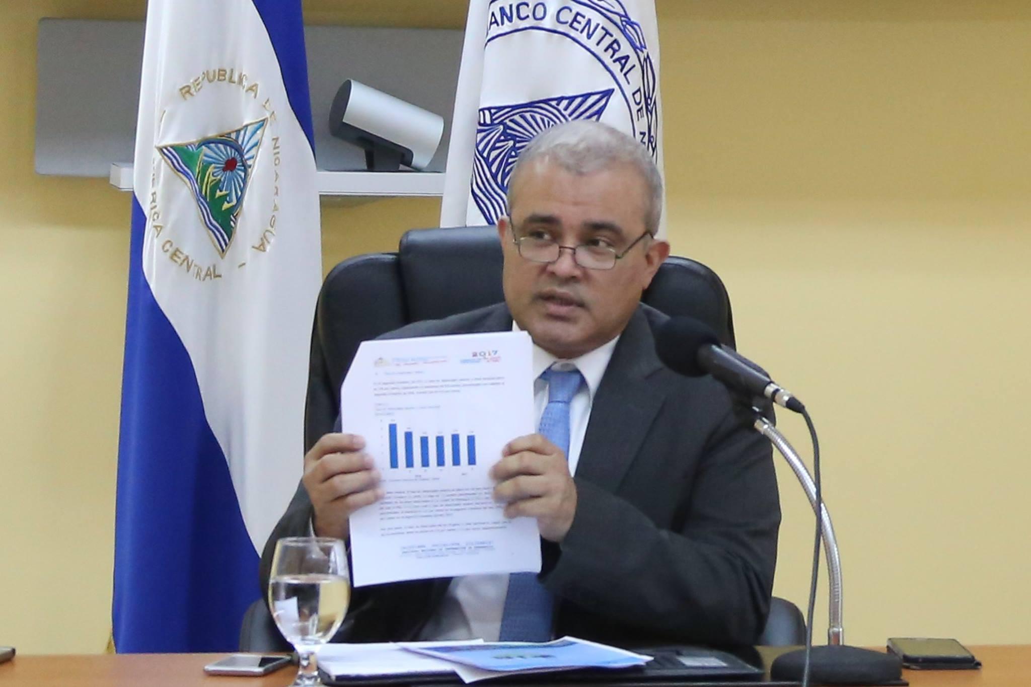 Hay claras señales de recuperación económica, dice Banco Central Managua. Radio La Primerísima.