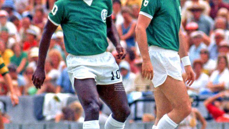 Para Beckembauer Pelé es el mejor futbolista de la historia Berlín. Prensa Latina.
