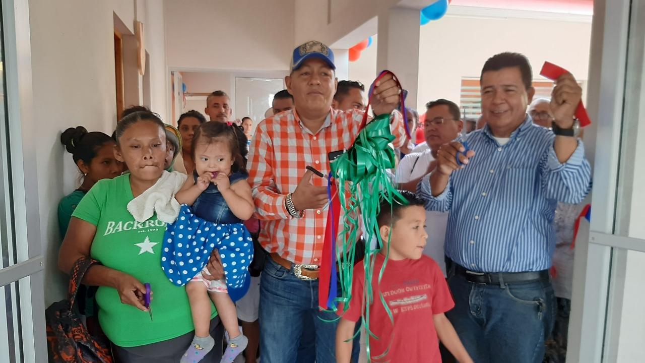 Mejoran sala de rehabilitación de la casa de atención en Matiguás Managua. Radio La Primerísima