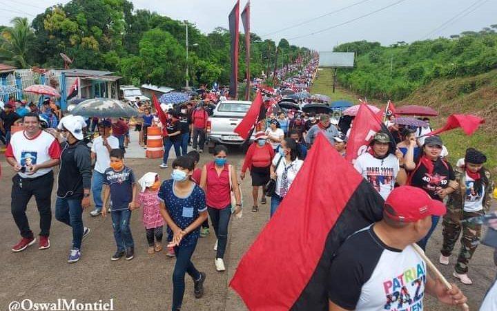 Conmemoran 43 aniversario del asalto al cuartel de San Carlos Managua. Radio La Primerísima