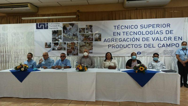 UNI inaugura Programa Universidad en el Campo en Palacagüina Managua. Radio La Primerísima
