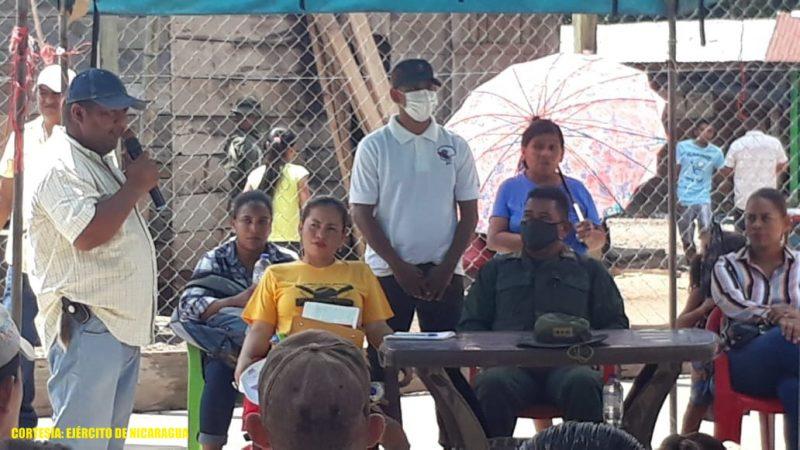 Ejército refuerza plan de seguridad en Bosawás Managua. Radio La Primerísima
