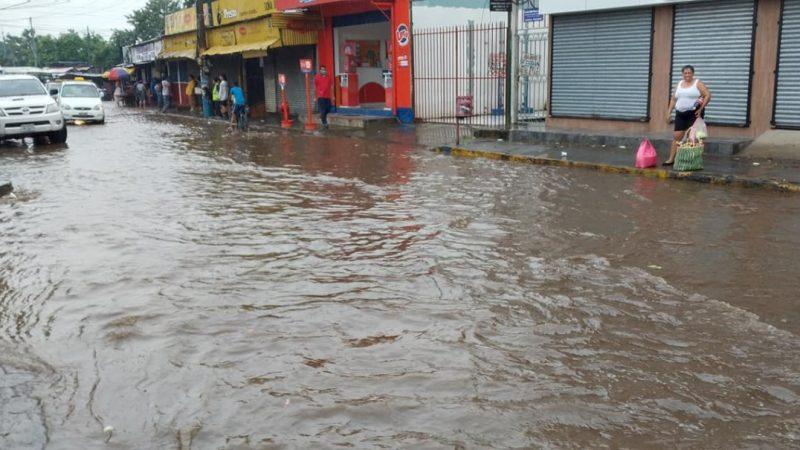 Lluvias causan estragos en Matagalpa Managua. Radio La Primerísima