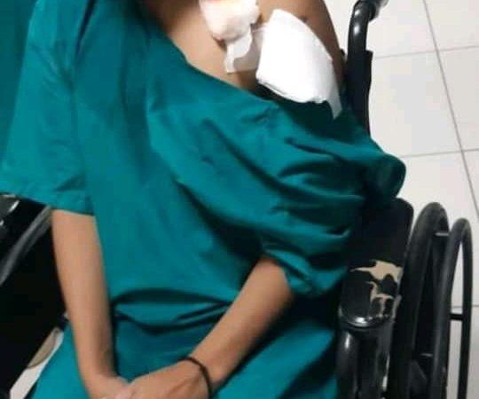 Joven es atacada por su ex pareja en Estelí Managua. Radio La Primerísima