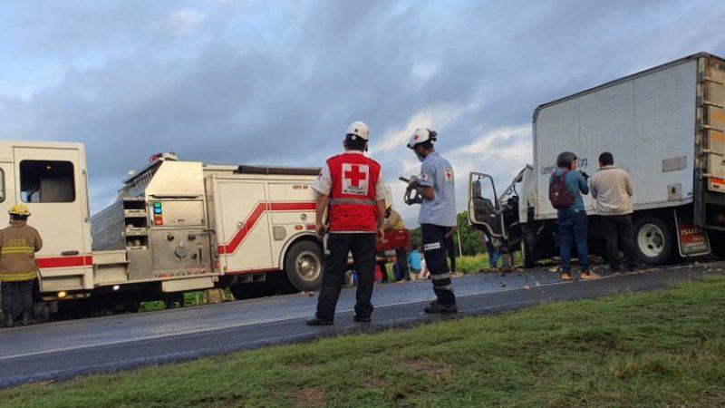 Violento accidente vial deja dos fallecidos Managua. Radio La Primerísima