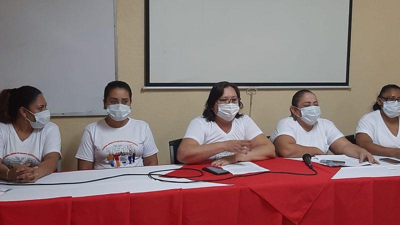 Relanzan campaña para prevenir violencia en zonas francas Managua. Douglas Midence. Radio La Primerísima