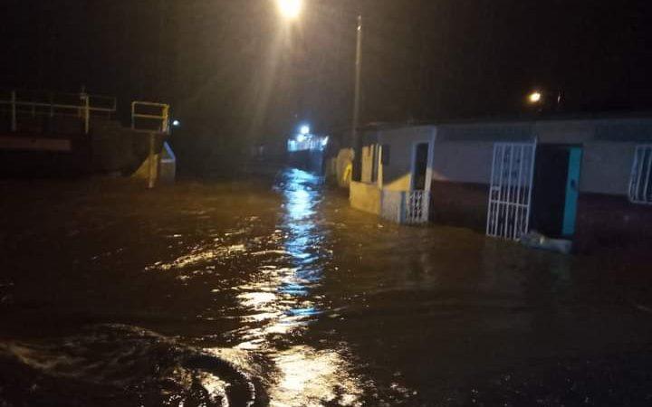 Lluvias provocan inundaciones en Jinotega y otras zonas del país Managua. Por Jaime Mejía/Radio La Primerísima
