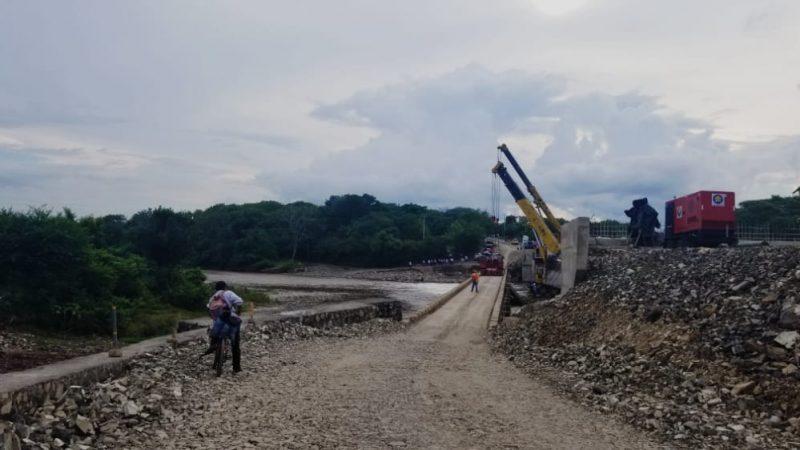 En noviembre concluirá carretera Malacatoya-El Palo-El Papayal Managua/Radio La Primerísima