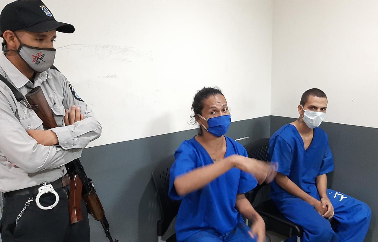 Envían a juicio a sujetos acusados de asesinar a joven en Managua Managua. Por Jerson Dumas/Radio La Primerísima