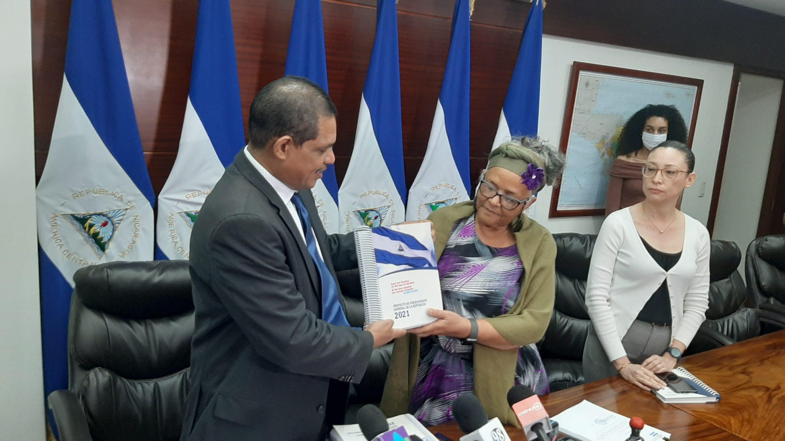 Más de la mitad del presupuesto 2021 es para inversión social Managua. Radio La Primerísima
