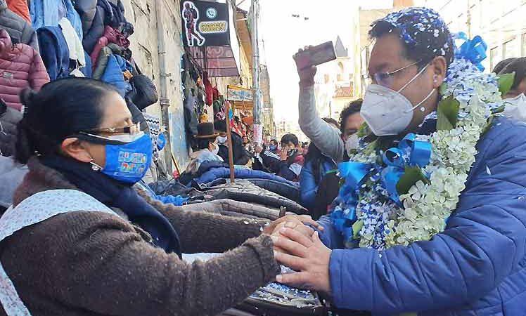 MAS retomará con Luis Arce recuperación económica de Bolivia La Paz. Prensa Latina