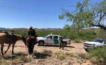 Realizan arrestos en el campamento al sur de Arizona Tucson, Arizona. Univision