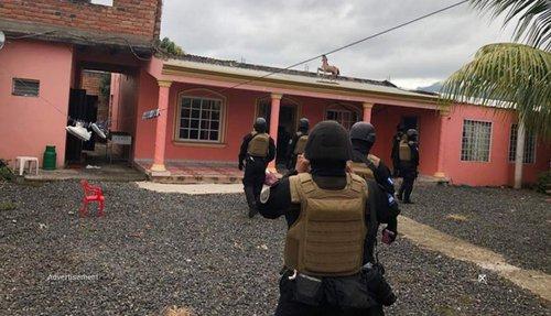 Ejecutan Operación Júpiter III por supuestos actos de corrupción en Honduras Honduras   Once Noticias