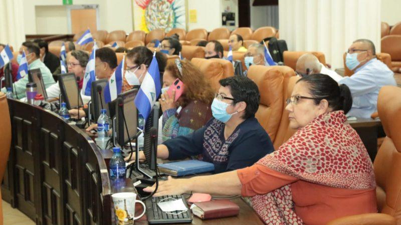 Asamblea aprueba Ley Especial de Ciberdelitos Managua. Radio La Primerísma
